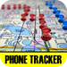 Phone Tracker for iPhones(Follow friends and family with your phone)